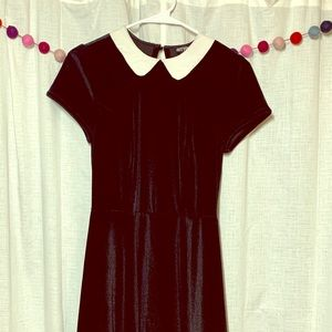 """Wednesday Addams"" Style dress"